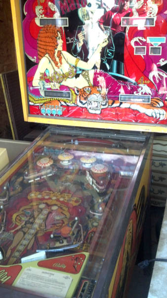 1977 Bally Mata Hari