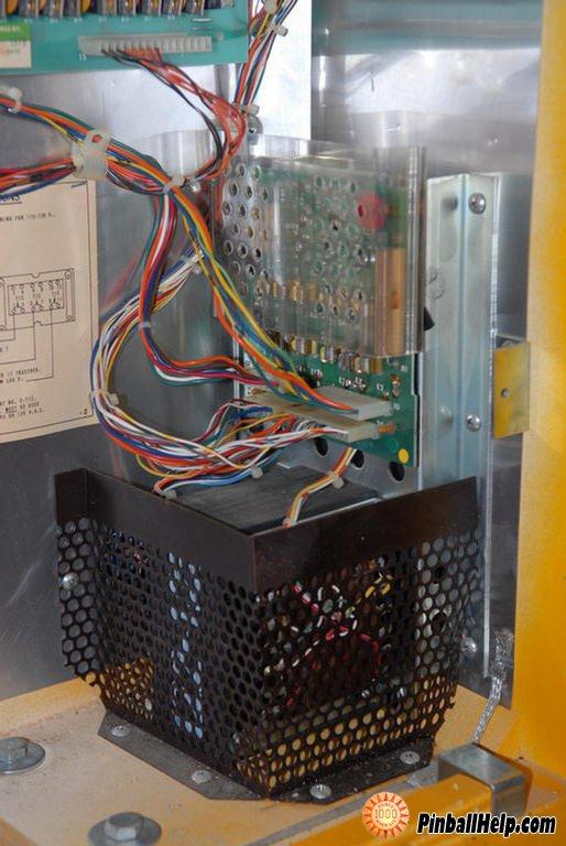 Transformer & power board